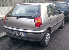 Fiat Palio I Restyling 2001 - 2004 Station wagon 5 door #5