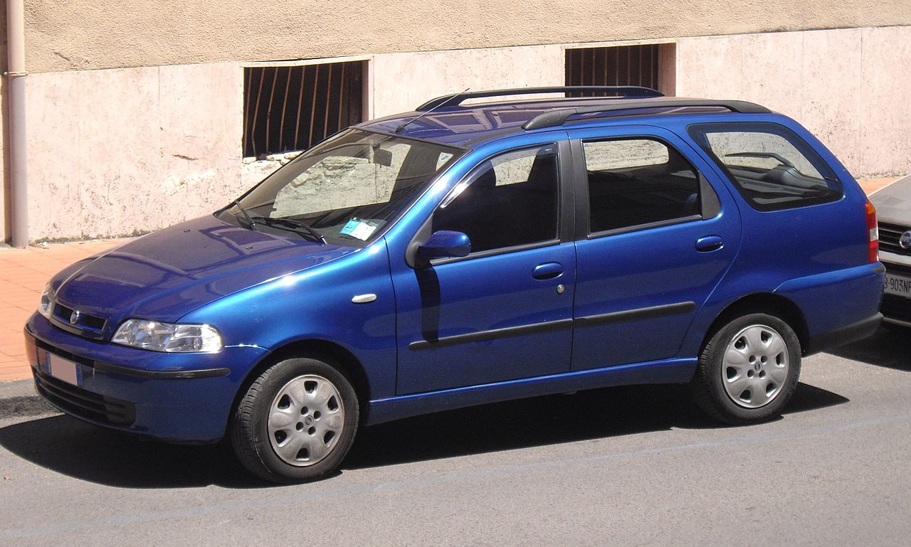 Fiat Palio I Restyling 2001 - 2004 Station wagon 5 door #4