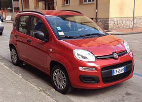 Fiat Panda III 2011 - now Hatchback 5 door #8