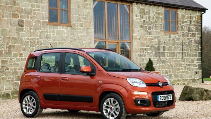 Fiat Panda III 2011 - now Hatchback 5 door :: OUTSTANDING CARS