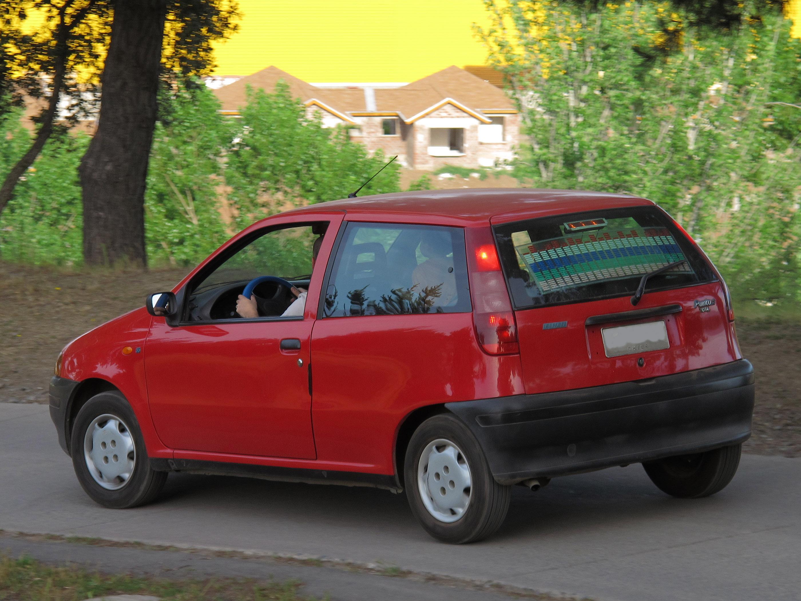 Fiat Punto I 1993 - 1999 Hatchback 3 door #2
