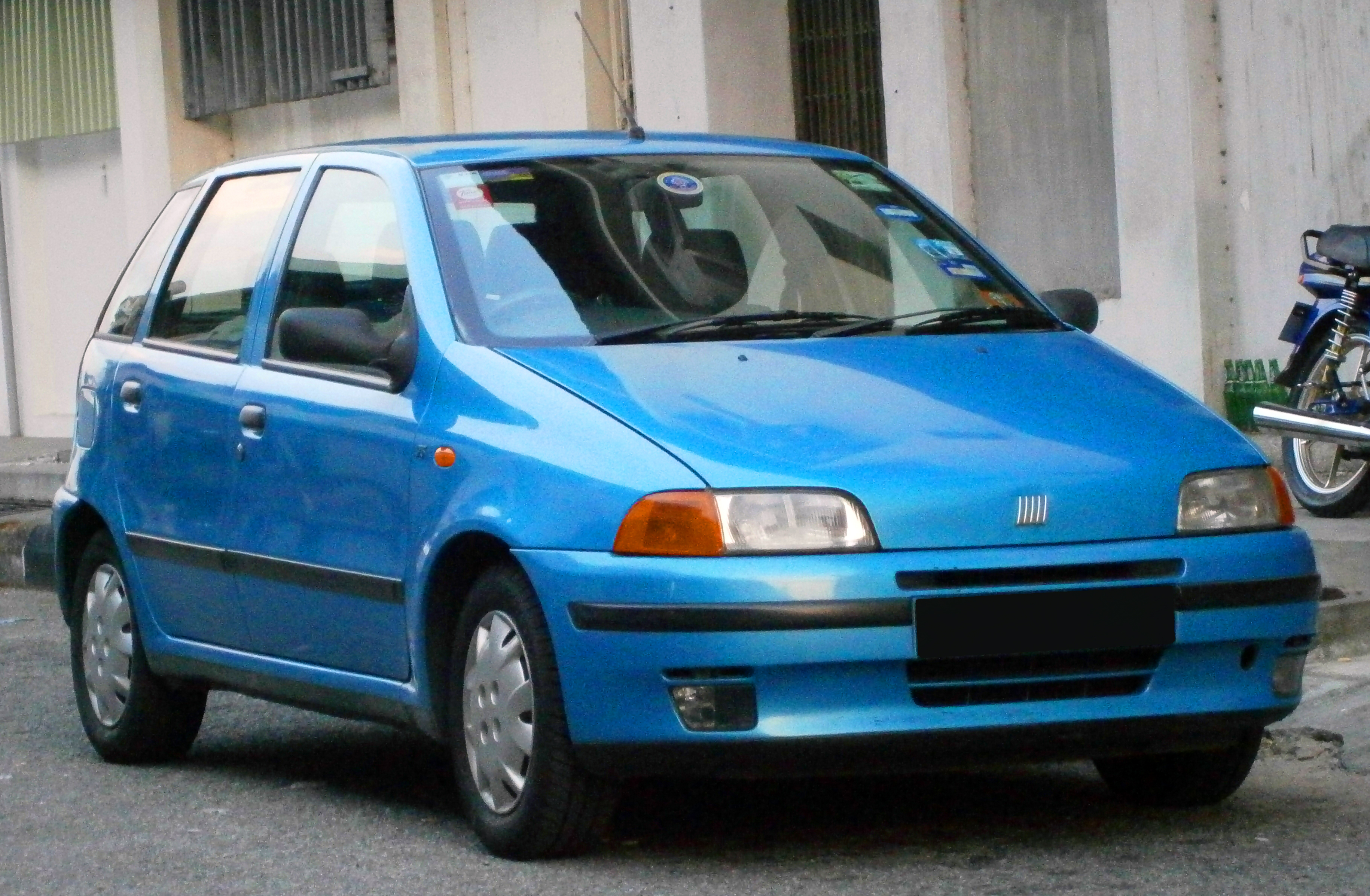 Fiat Punto I 1993 - 1999 Hatchback 3 door #4