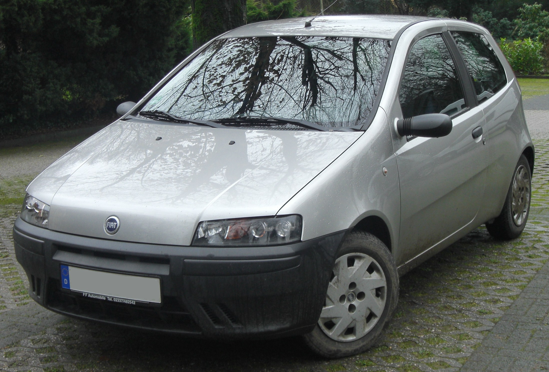 Fiat Punto II 1999 - 2003 Hatchback 3 door #7
