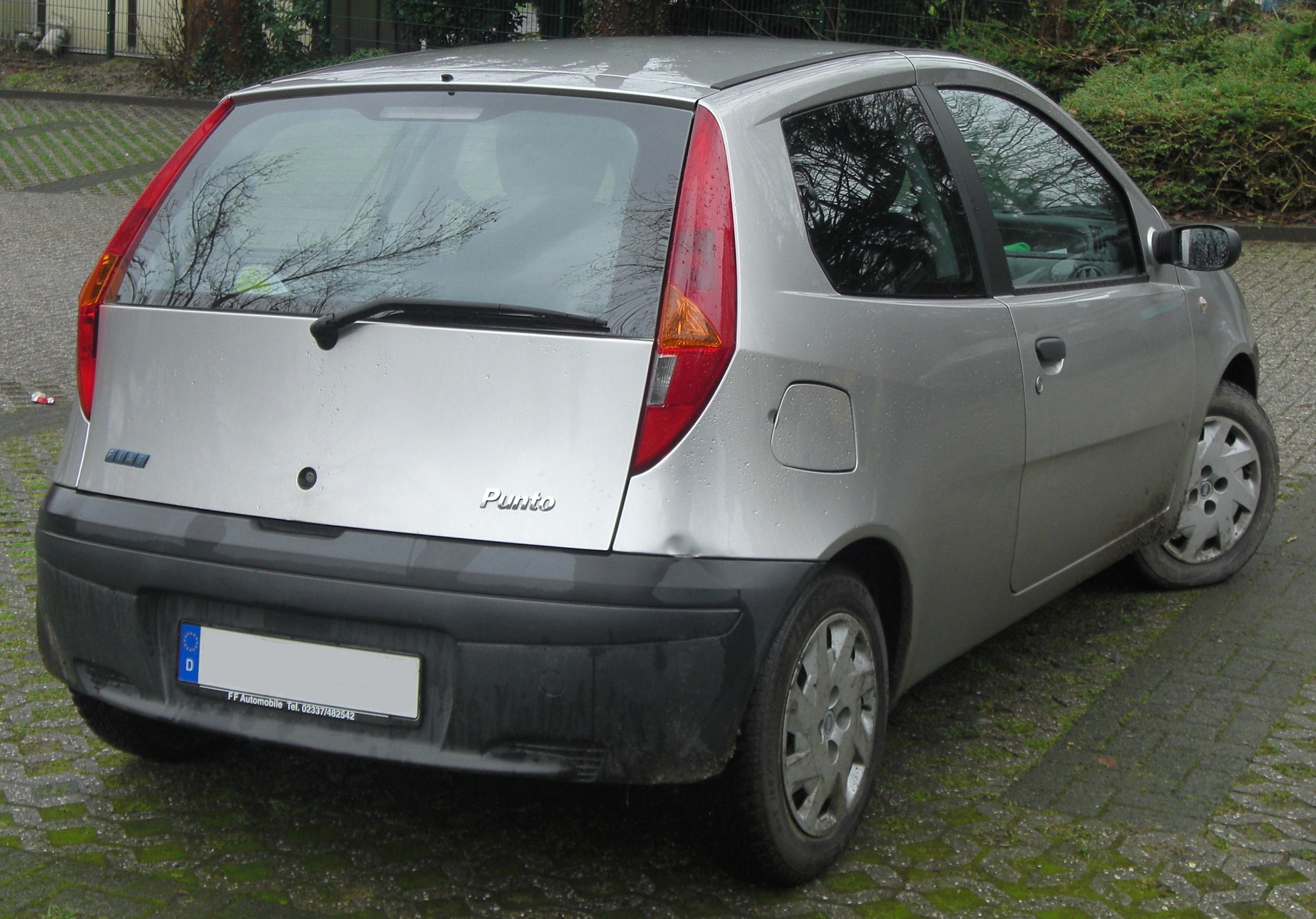 Fiat Punto II 1999 - 2003 Hatchback 3 door #6