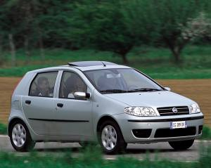 Fiat Punto II 1999 - 2003 Hatchback 3 door #4