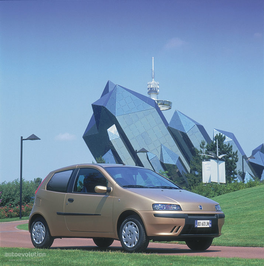 Fiat Punto II 1999 - 2003 Hatchback 3 door #1