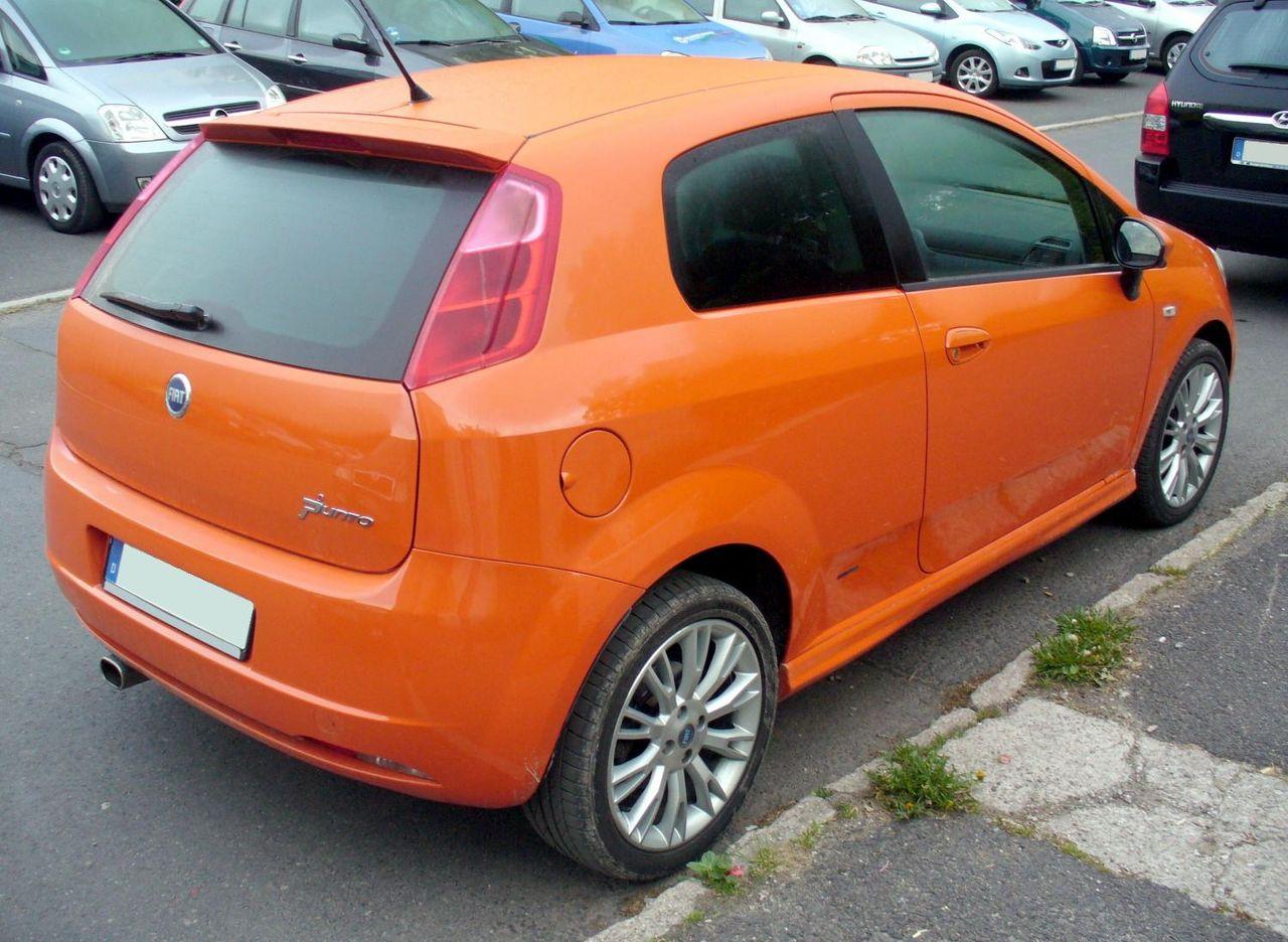 Fiat Punto II Restyling 2003 - 2007 Hatchback 3 door #7