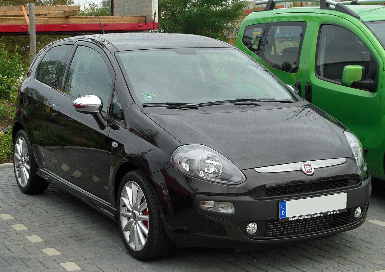 Fiat Punto II Restyling 2003 - 2007 Hatchback 5 door #8