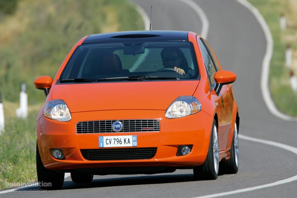 Fiat Punto III Grande Punto 2005 - 2009 Hatchback 5 door #5