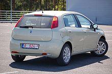 Fiat Punto III Grande Punto 2005 - 2009 Hatchback 5 door #7