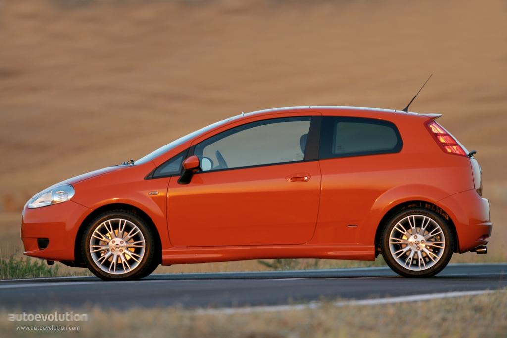 Fiat Punto III Grande Punto 2005 - 2009 Hatchback 5 door #6