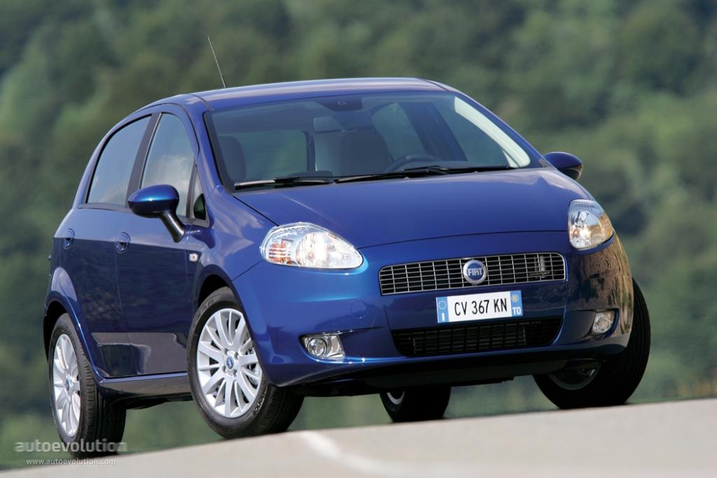 Fiat Punto III Grande Punto 2005 - 2009 Hatchback 5 door #4