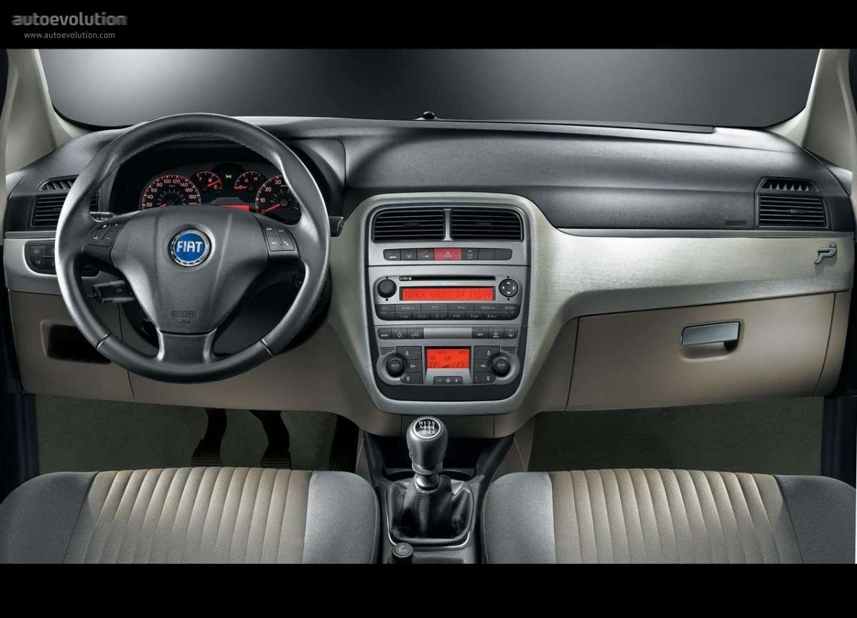 Fiat Punto III Grande Punto 2005 - 2009 Hatchback 5 door #3