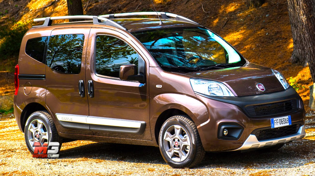 Fiat Qubo I Restyling 2016 - now Compact MPV #6