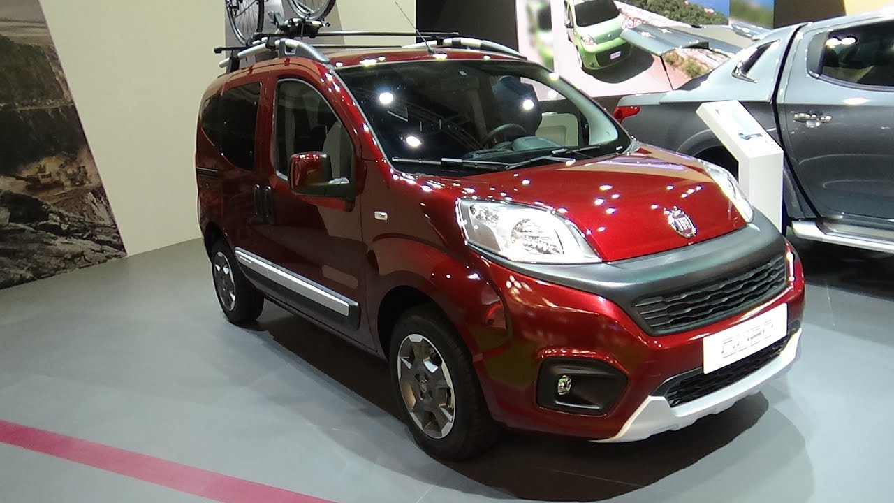 Fiat Qubo I Restyling 2016 - now Compact MPV #8