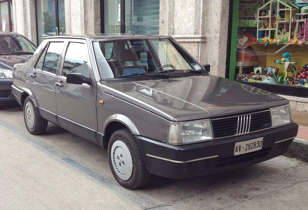 Fiat Regata 1983 - 1990 Sedan #7