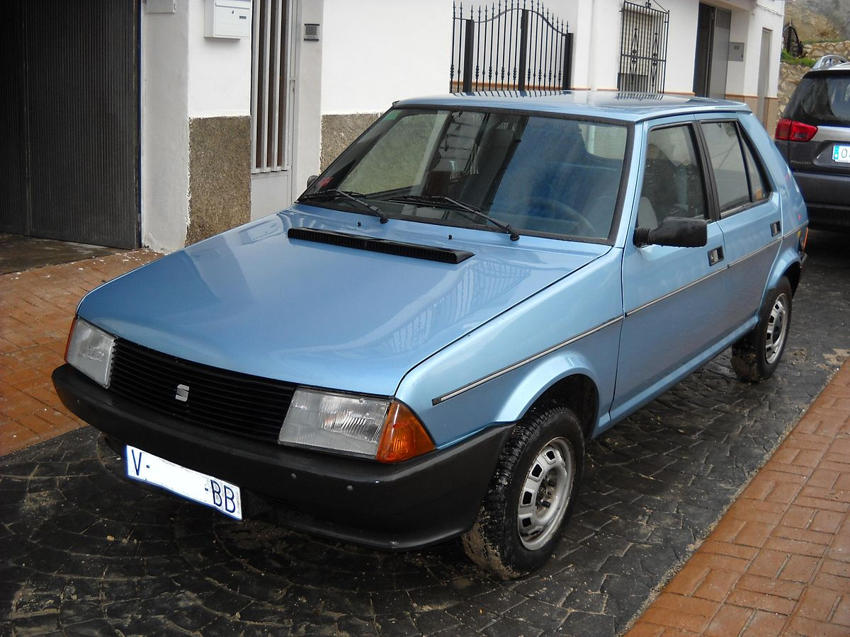 SEAT Ronda 1982 - 1988 Hatchback 5 door #8