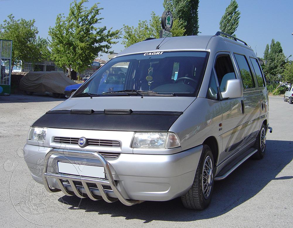 Fiat Scudo I 1996 - 2007 Minivan #1