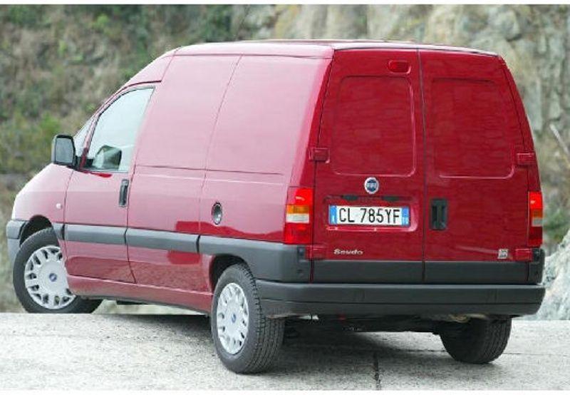 Fiat Scudo I 1996 - 2007 Minivan #6