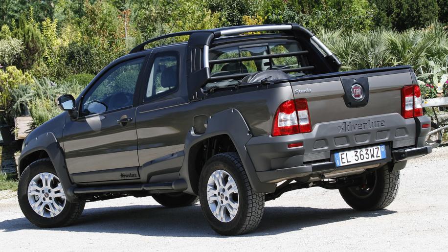 Fiat Strada 1999 - now Pickup #5