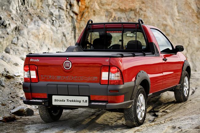 Fiat Strada 1999 - now Pickup #3