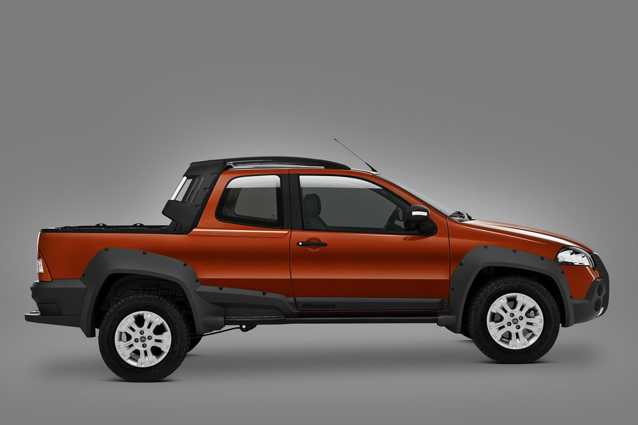 Fiat Strada 1999 - now Pickup #2