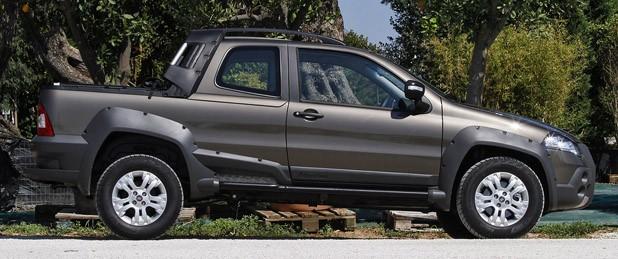 Fiat Strada 1999 - now Pickup #8