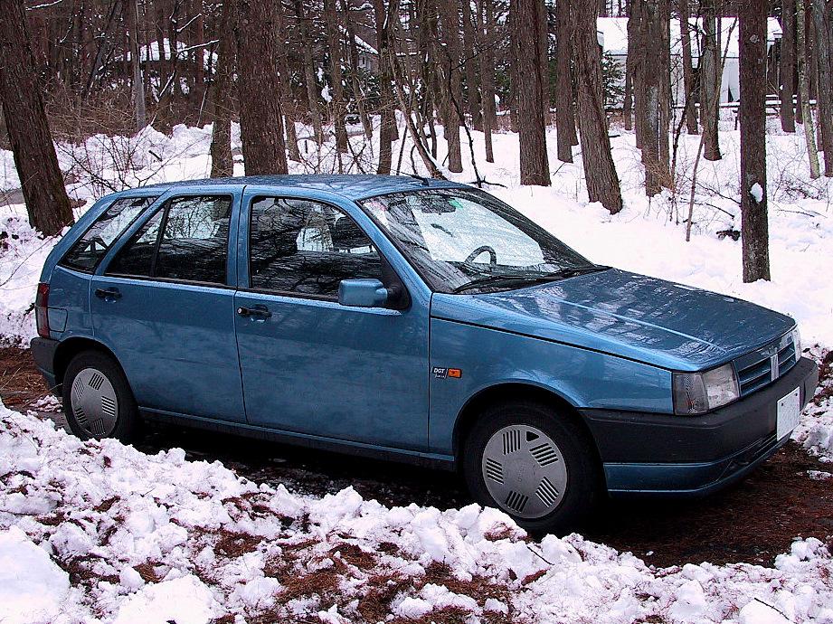 Fiat Tipo 160 1988 - 1995 Hatchback 5 door #8