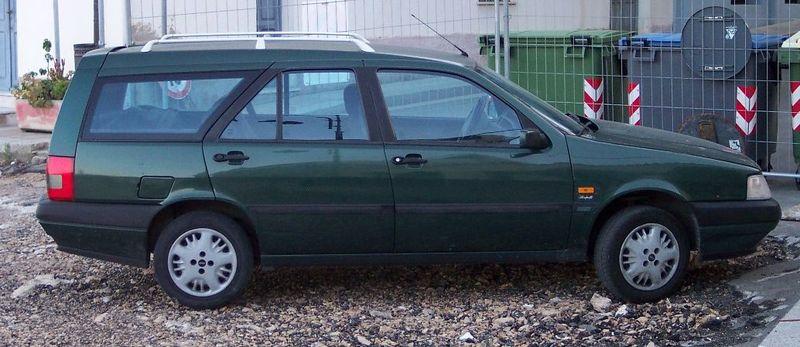 Fiat Tempra 1990 - 1999 Station wagon 5 door #4