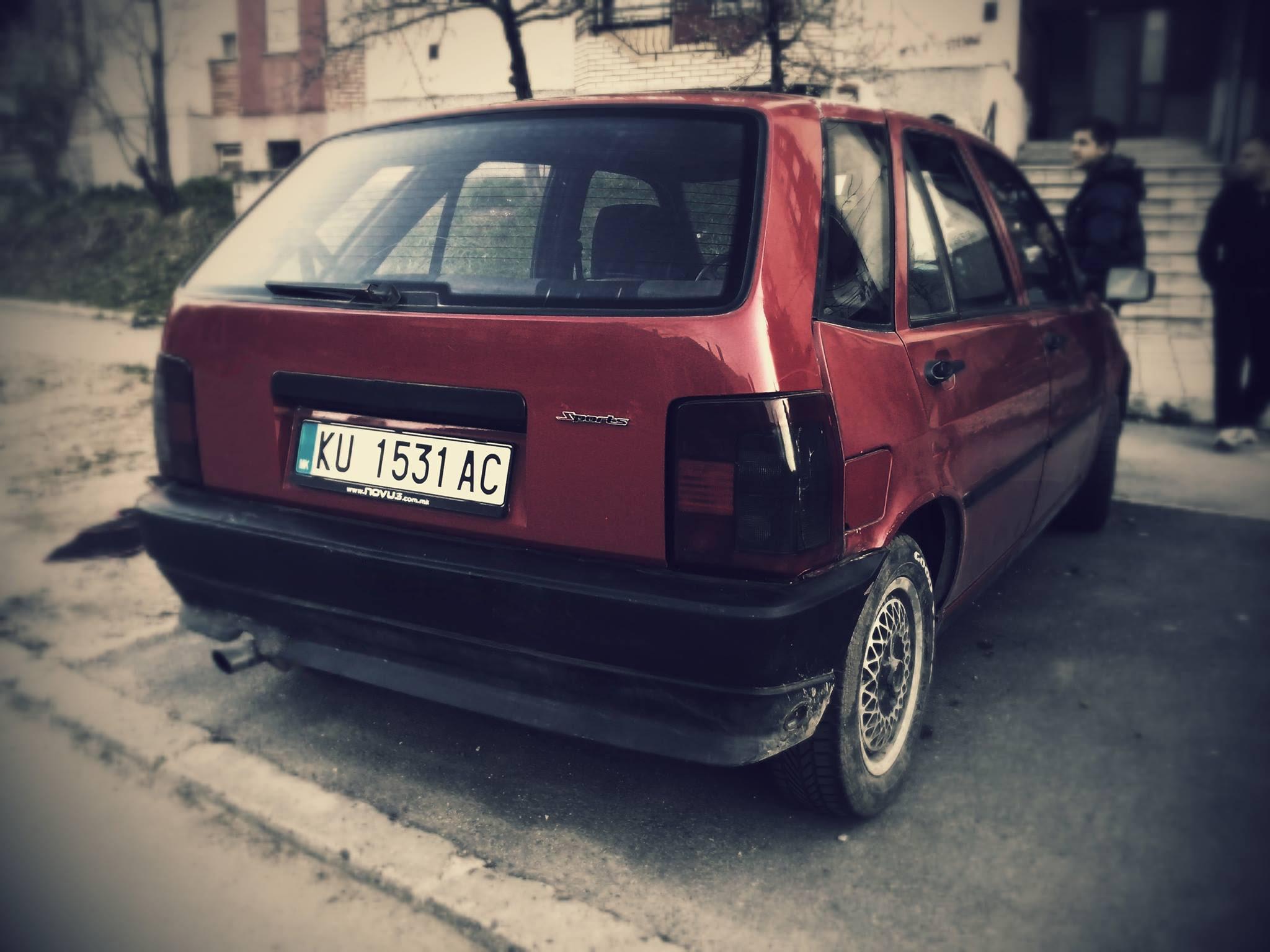 Fiat Tipo 160 1988 - 1995 Hatchback 3 door #4