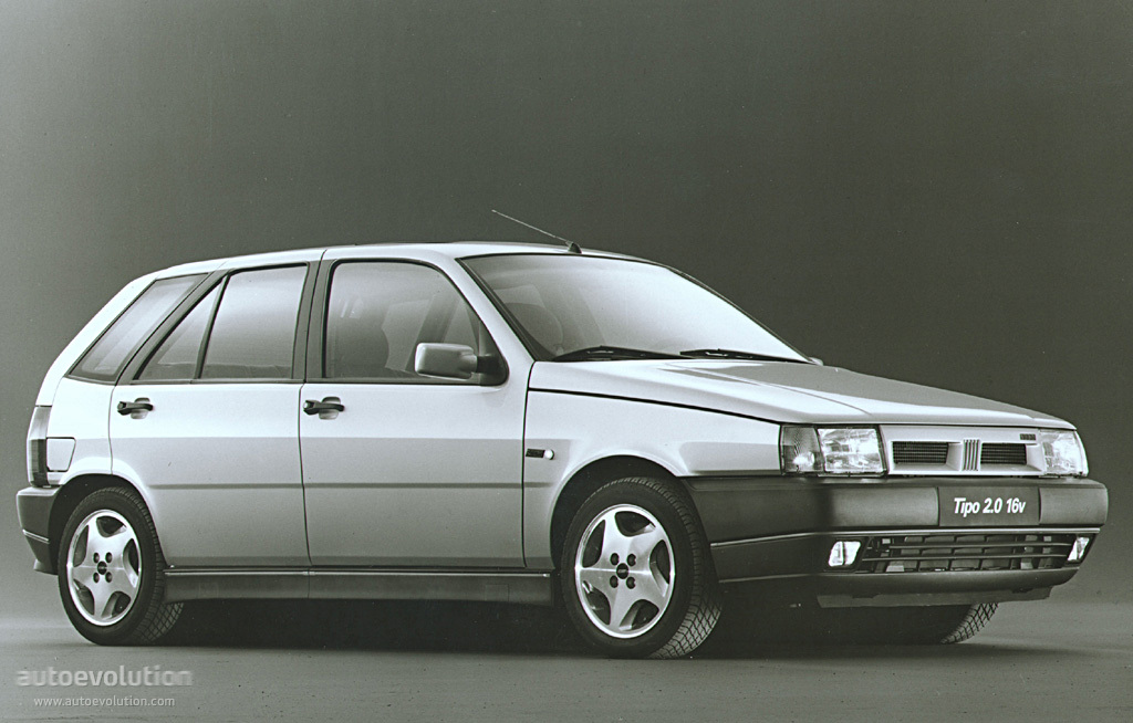Fiat Tipo 160 1988 - 1995 Hatchback 5 door #3