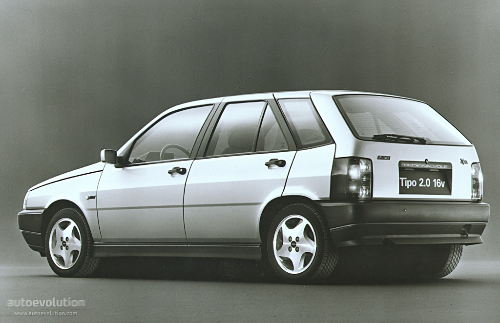 Fiat Tipo 160 1988 - 1995 Hatchback 5 door #2