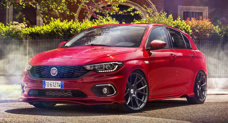 Fiat Tipo 356 2015 - now Hatchback 5 door #4