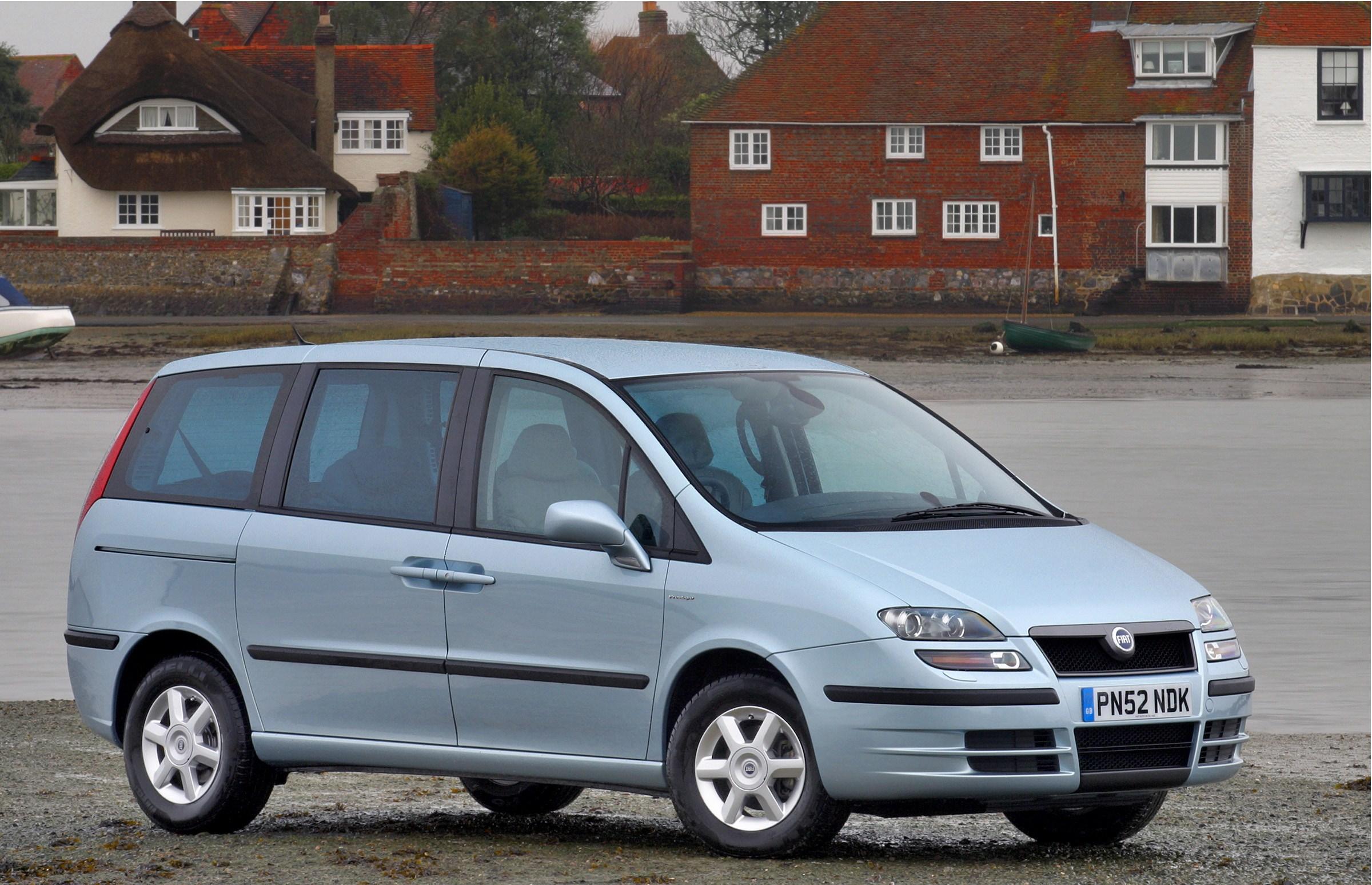 Fiat Ulysse II 2002 - 2010 Compact MPV #5