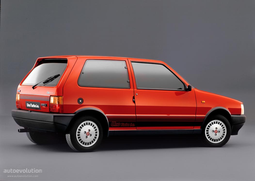 Fiat Uno I 1983 - 1989 Hatchback 3 door #2