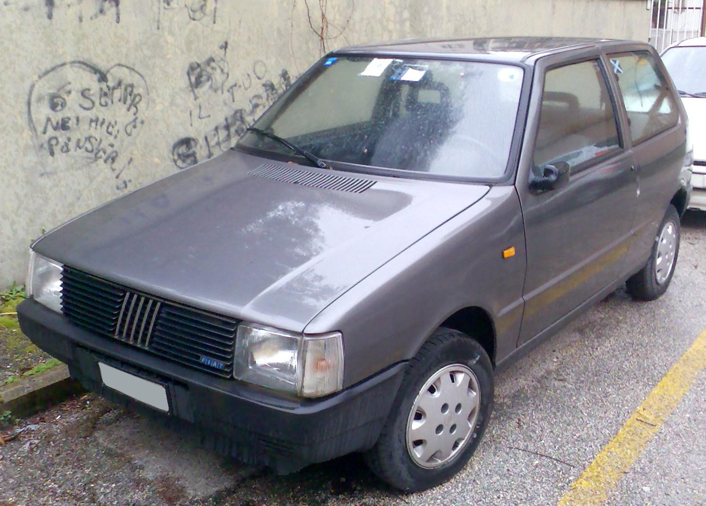 Fiat Uno I Restyling 1989 - 2002 Hatchback 3 door #2