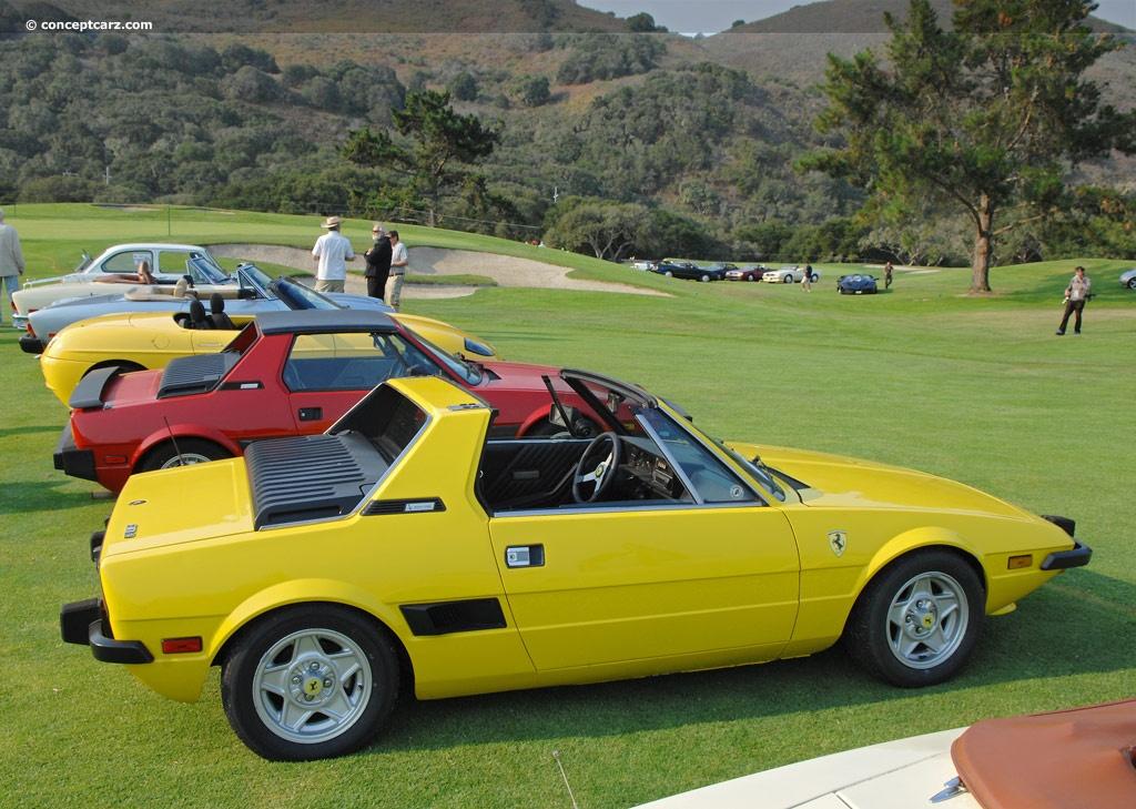 Fiat X 1ǟ 1972 - 1982 Targa #6