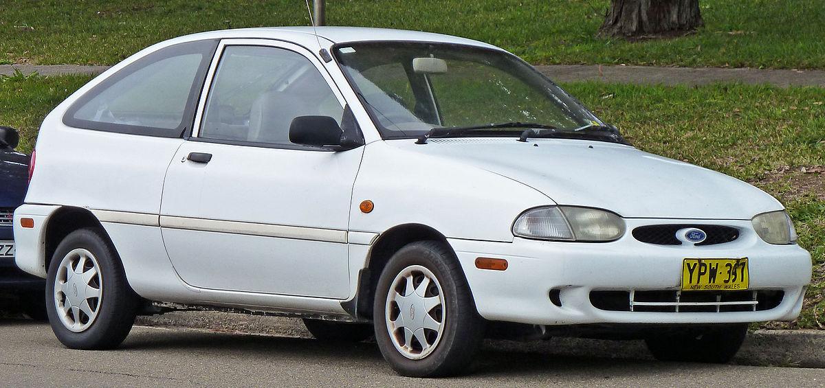 Ford Aspire 1993 - 1997 Hatchback 5 door #8