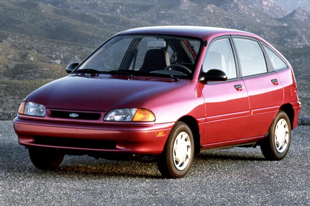 Ford Aspire 1993 - 1997 Hatchback 5 door #5