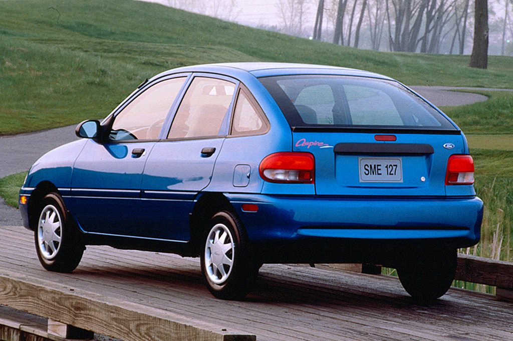 Ford Aspire 1993 - 1997 Hatchback 5 door #6