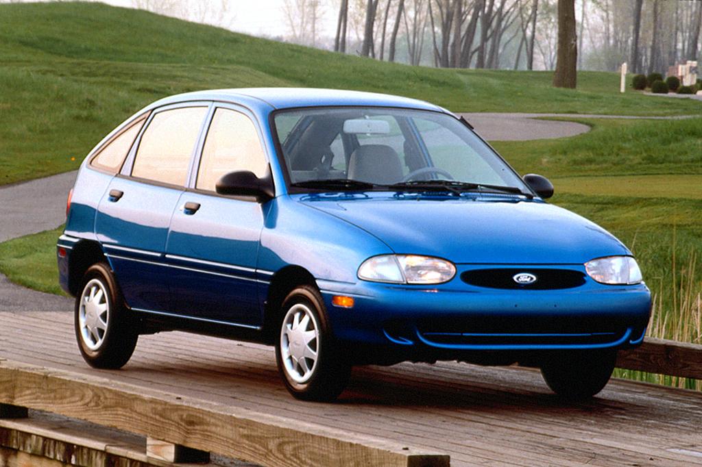 Ford Aspire 1993 - 1997 Hatchback 5 door #7