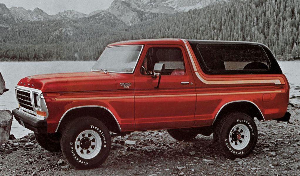 Ziemlich 79 Ford Bronco Specs Zeitgenössisch - Elektrische ...