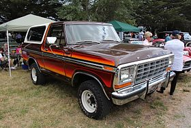 Ford Bronco V 1992 - 1996 SUV 3 door #3