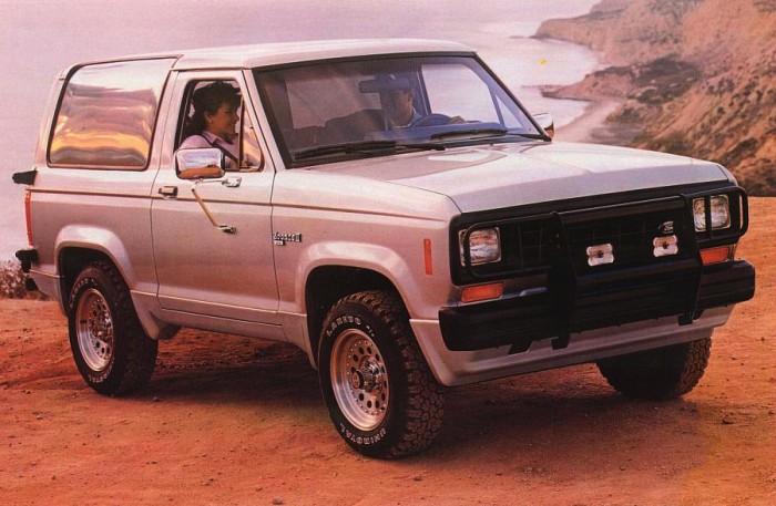Ford Bronco-II 1984 - 1990 SUV 3 door #6