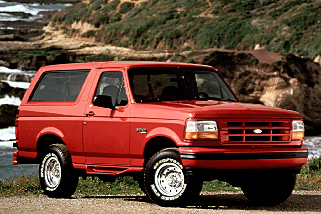 Ford Bronco V 1992 - 1996 SUV 3 door #2