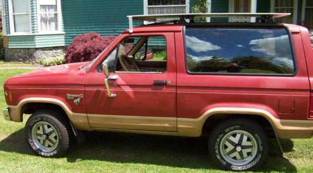 Ford Bronco-II 1984 - 1990 SUV 3 door #3