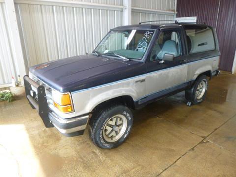 Ford Bronco-II 1984 - 1990 SUV 3 door #4