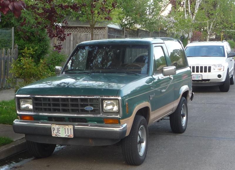 Ford Bronco-II 1984 - 1990 SUV 3 door #5