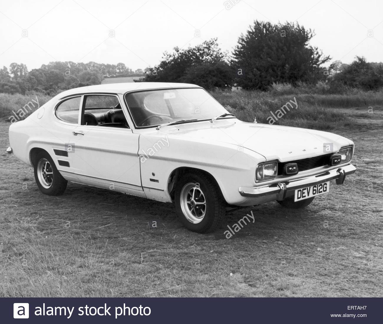 Ford Capri I 1969 - 1974 Coupe #3