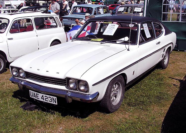 Ford Capri I 1969 - 1974 Coupe #5